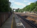 Weybridge station westbound look west2.JPG