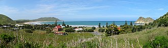 Whale Rider - The community of Whangara, where the film is set