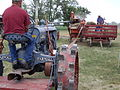 Wheat Threshing Demo at Goessel Threshing Days in Goessel, Kansas.jpg