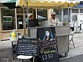 Whitecross Street market, falafel stand - geograph.org.uk - 871590.jpg
