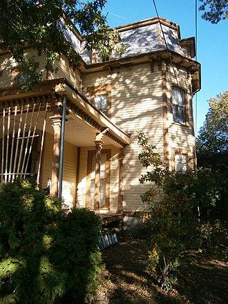 Hale-Whitney Mansion - Image: Whitney Hale Mansion