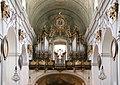 Wien - Mariahilferkirche, Orgel.JPG