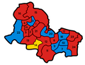 Wigan UK local election 1975 map.png