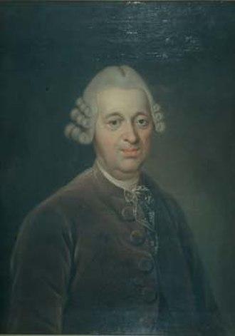 Wiguläus von Kreittmayr - Wiguläus von Kreittmayr, undated portrait
