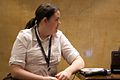 Wikimania 2009 - Brianna Jane Laugher.jpg