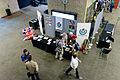 Wikimania 2014 UK stand 6713.jpg
