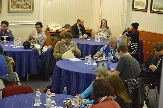Wikimedia CEE Meeting 2019 Day 0 - Pre-conference Day 1.jpg