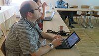 Wikimedia Hackathon 2017 IMG 4318 (33946953423).jpg