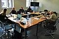 Wikipedia-Schreibwettbewerb-Jurysitzung im ifp.jpg