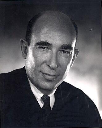 Wilfred Feinberg - Image: Wilfred Feinberg, 1960s
