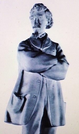 François Willème - Photosculpture of François Willème from the 1860s