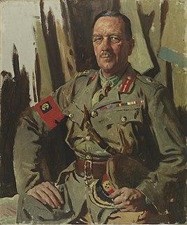 Henry Edward Burstall Canadian general
