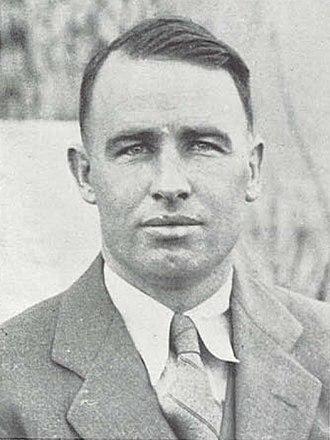 William Reinhart - Reinhart from the 1934 Oregana