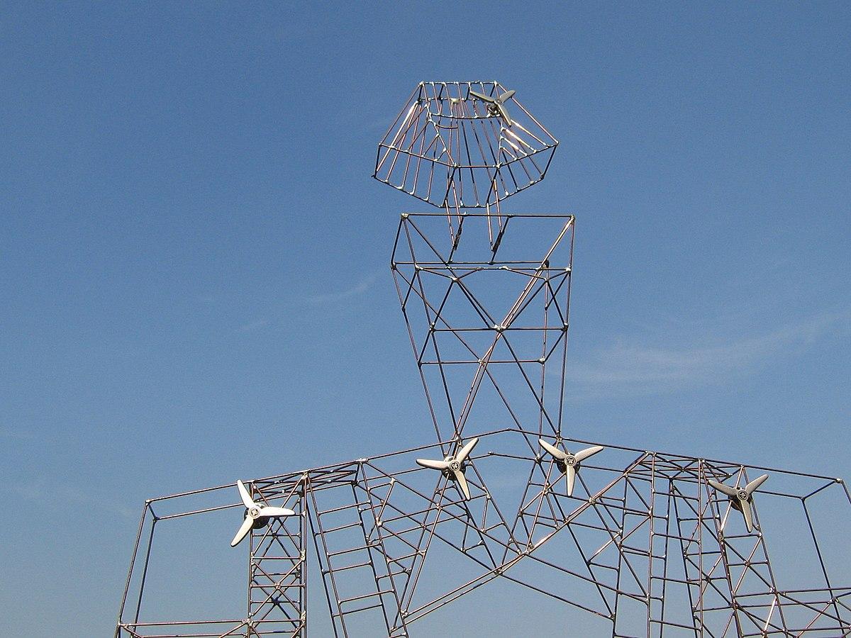 Renewable Energy Sculpture Wikipedia
