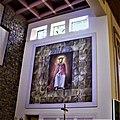 Wnętrze bazyliki w Fordonie-polichromia Chrystus Ecce Homo.jpg
