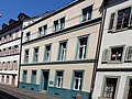 Wohnhaus 1528 und 1531 von Hans Holbein der Jüngere (1497-98–1543). St. Johanns-Vorstadt 22 in Basel.jpg