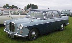 Wolseley 6/110 Mark II (1966)