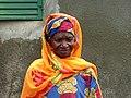 Woman participates in community training to combat female genital mutilation (6189457662).jpg