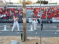 Woodchopping at Ekka 1.JPG