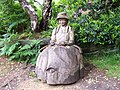 Wooden Sculpture of Lady Anne Blantyre - geograph.org.uk - 471291.jpg