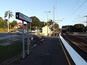 Woombye Railway Station, Queensland, July 2012.JPG