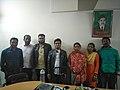 Workshop for Santali Wikipedia Community in Bangladesh, 2017 (1).jpg
