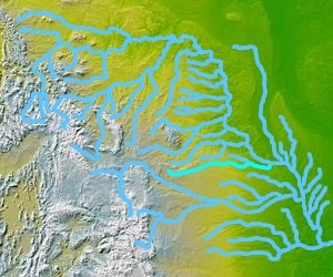 Niobrara River - Image: Wpdms nasa topo niobrara river