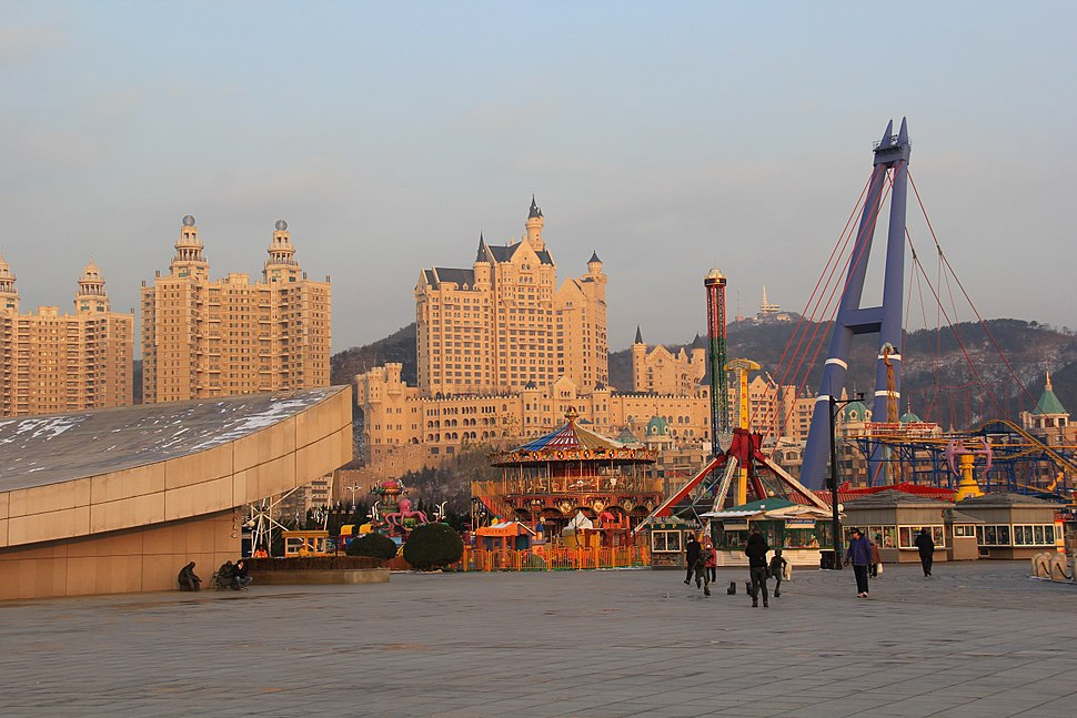 Xinghai Square east