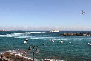 Yaiza Playa Blanca - Port - Bocayna Express (Avenida Maritima) 07 ies.jpg