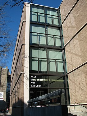 Yale University Art Gallery entrance.jpg