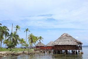 Ukupseni - Yandup island cabins