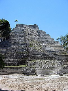 Cultural Triangle Yaxha-Nakum-Naranjo National Park national park in Guatemala