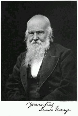 James Young (chemist) - Image: Young James chemist