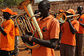 Youth marching band at southern Sudan referendum event.jpg