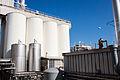 Yuengling Brewery Tampa Jan 2013 Tanks.jpg