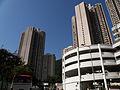 Yung Shing Court (public housing estate section, deep blue sky).jpg