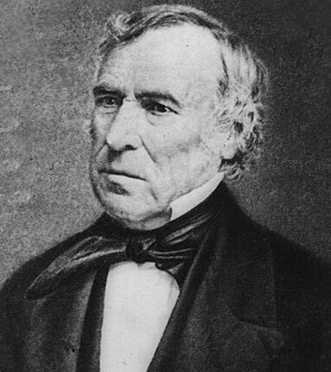 1848 Whig National Convention - Image: Zachary taylor crop
