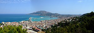 Zakynthos Town, Ionian Islands, Greece