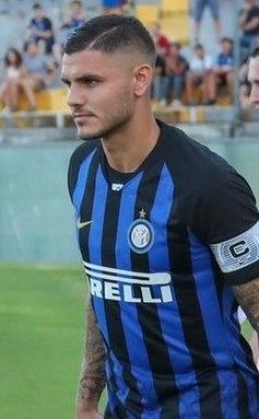 Mauro Icardi Argentine association football player