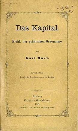 Капитал (Маркс)