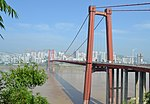 Zhong County Yangtze River Bridge.JPG