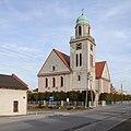 Ziemięcice Mikulczycka kościół św Jadwigi DSC 5905.jpg