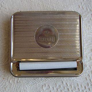 табачные изделия в виде тонкой сигары кроссворд