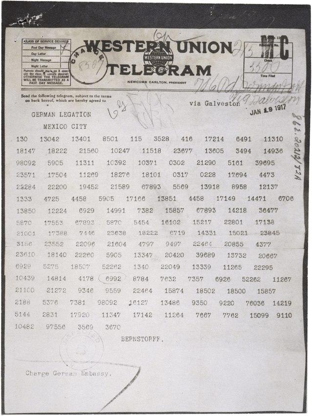 1917年 幻の日米開戦・ツィンメ...