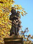 Zlíchov, sv. Filip a Jakub sloup 3.jpg
