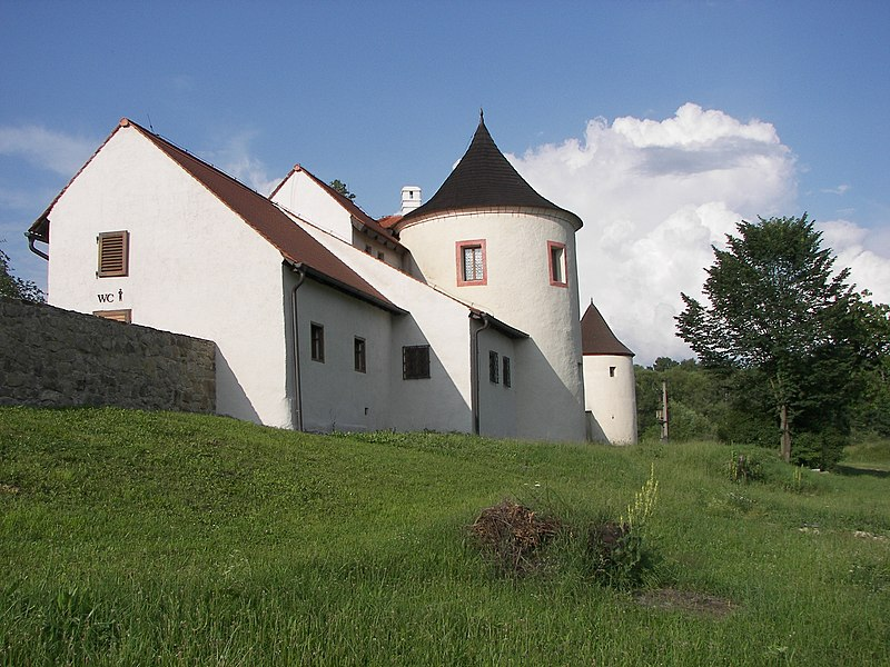 hrad Žumberk