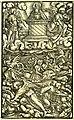 Zwinglibibel (1531) Apocalypse 08 Sechste Posaune.jpg