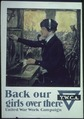 """Back our girls over there. Y.W.C.A. United War Work Campaign."" - NARA - 512611.tif"