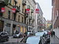 """ 12 Milan Design Week (Fuorisalone) Brera district 01.JPG"