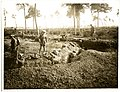 (1-1) Gurkhas at work on a fire trench and a communication trench (near Merville, France). Photographer- H. D. Girdwood. (13874158663).jpg